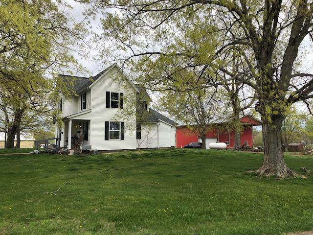 9314 S Bloomfield Royalton Road, Ashville, OH 43103 (MLS #221015194) :: The Willcut Group