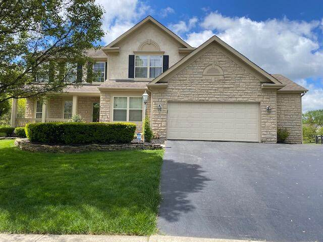 5796 Chiddingstone Lane, Westerville, OH 43082 (MLS #221015195) :: LifePoint Real Estate