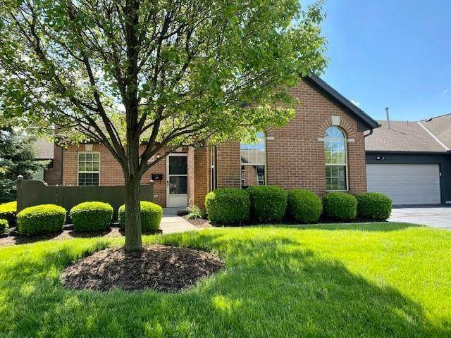 2674 Trottersway Drive, Columbus, OH 43235 (MLS #221015289) :: LifePoint Real Estate