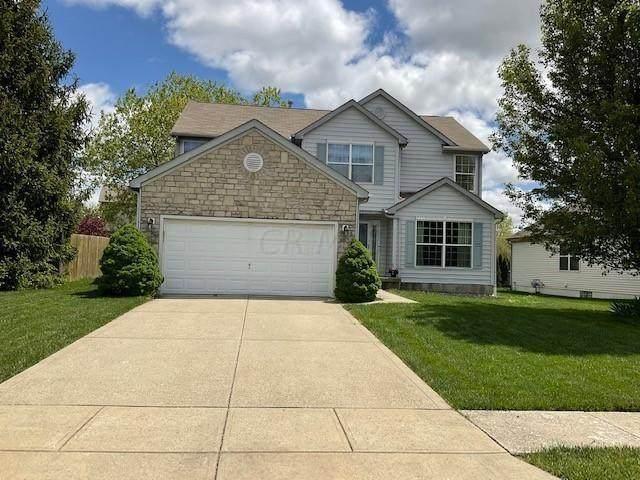 8989 Coral Canyon Circle, Reynoldsburg, OH 43068 (MLS #221015353) :: The Tobias Real Estate Group