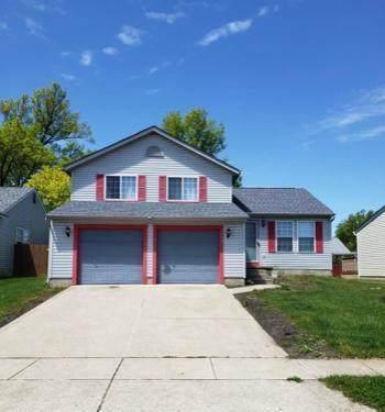 1488 Berkhard Drive, Columbus, OH 43223 (MLS #221015382) :: 3 Degrees Realty