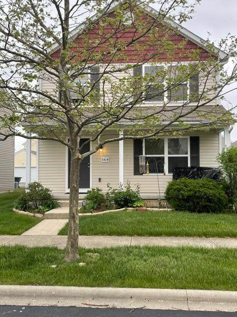 1414 Ithaca Drive, Columbus, OH 43228 (MLS #221015431) :: Greg & Desiree Goodrich | Brokered by Exp