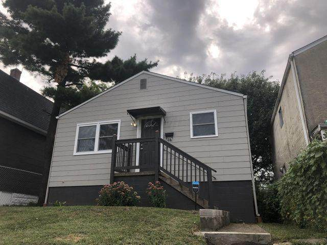 317 Brehl Avenue, Columbus, OH 43222 (MLS #221015453) :: The Raines Group