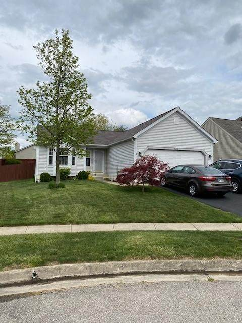 1002 Crossbrook Boulevard, Galloway, OH 43119 (MLS #221015467) :: The Raines Group