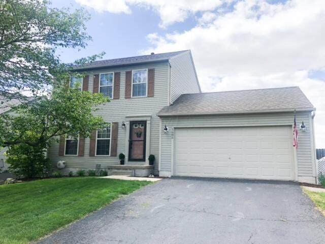 1685 Tecumseh Drive, Lancaster, OH 43130 (MLS #221015622) :: The Jeff and Neal Team   Nth Degree Realty
