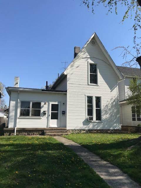 310 Washington Avenue 310-310 1/2, Urbana, OH 43078 (MLS #221016157) :: The Holden Agency