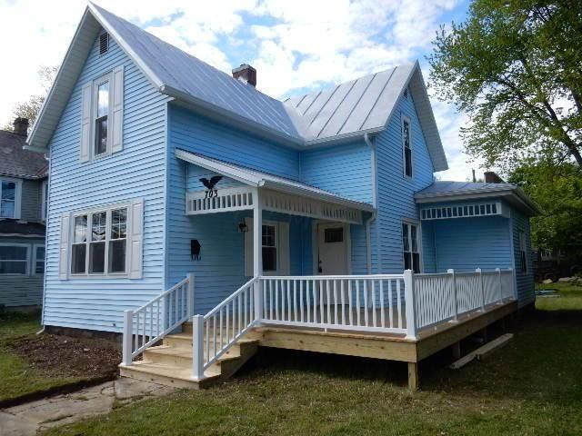 703 W Gambier Street, Mount Vernon, OH 43050 (MLS #221016214) :: Sam Miller Team