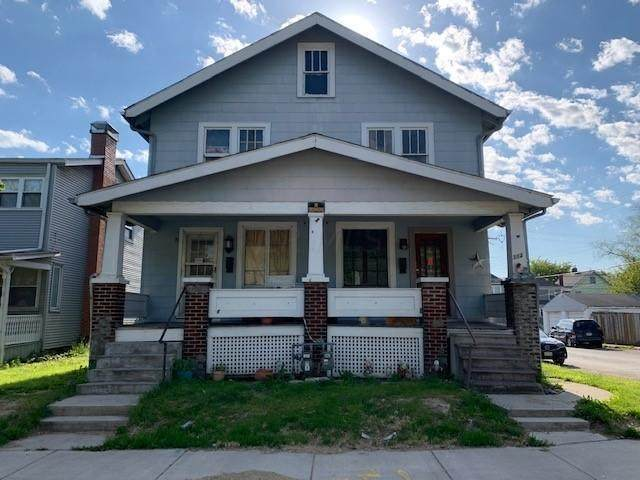 110 Hague Avenue, Columbus, OH 43204 (MLS #221016461) :: Berkshire Hathaway HomeServices Crager Tobin Real Estate