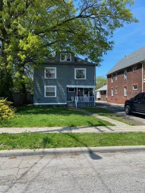 1470-1472 W 110th Street, Cleveland, OH 44102 (MLS #221016479) :: Sam Miller Team