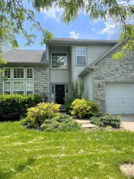 5917 Clipper Landing Drive, Columbus, OH 43228 (MLS #221017052) :: The Tobias Real Estate Group