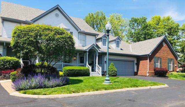 6482 Upper Lake Circle, Westerville, OH 43082 (MLS #221017606) :: 3 Degrees Realty