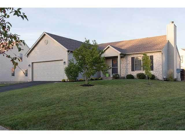 7888 Edgewater Drive, Canal Winchester, OH 43110 (MLS #221017713) :: Sam Miller Team