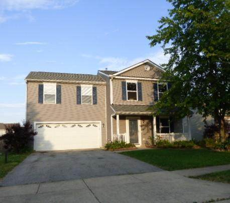 5496 Englecrest Drive, Canal Winchester, OH 43110 (MLS #221018024) :: Signature Real Estate