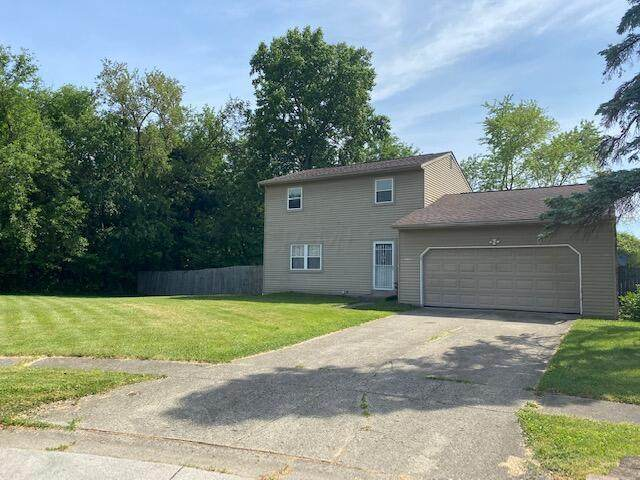 3881 Bayberry Circle, Columbus, OH 43207 (MLS #221018150) :: The Tobias Real Estate Group