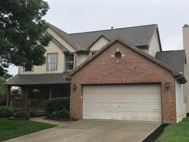 1673 Royal Oak Drive, Lewis Center, OH 43035 (MLS #221019249) :: Jamie Maze Real Estate Group