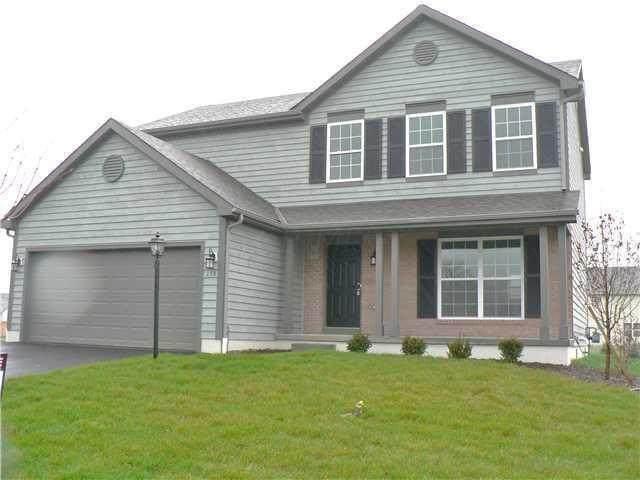 158 Patterson Street, Pickerington, OH 43147 (MLS #221019289) :: MORE Ohio