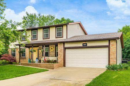 8684 Easton Drive, Pickerington, OH 43147 (MLS #221020422) :: The Holden Agency