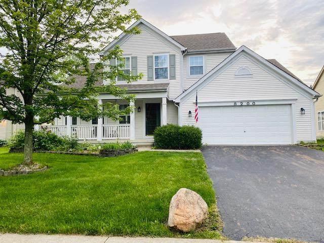 8200 Reynoldswood Drive, Reynoldsburg, OH 43068 (MLS #221020936) :: Signature Real Estate