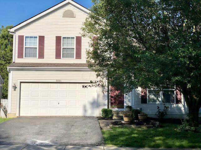 5080 Langcroft Drive, Hilliard, OH 43026 (MLS #221020976) :: Exp Realty