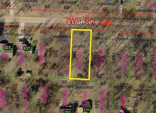 0 Berry (Lot 109) Road, Howard, OH 43028 (MLS #221021413) :: LifePoint Real Estate