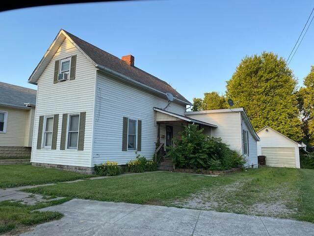 244 N 10th Street, Newark, OH 43055 (MLS #221021706) :: LifePoint Real Estate