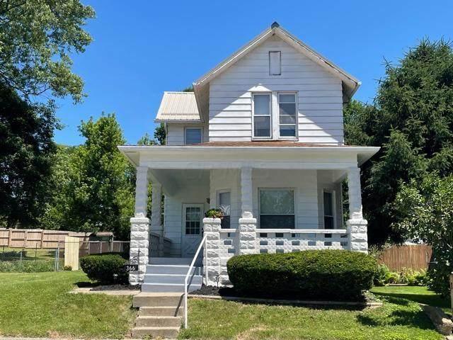 366 Garfield Avenue, Newark, OH 43055 (MLS #221021817) :: Sam Miller Team