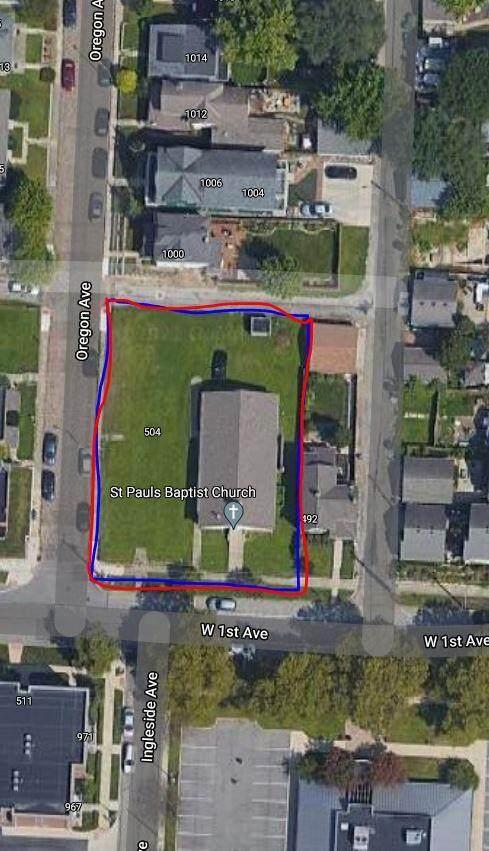 496 W 1st Avenue, Columbus, OH 43201 (MLS #221021827) :: Signature Real Estate