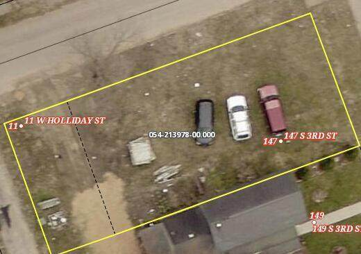 147 S 3rd Street, Newark, OH 43055 (MLS #221022201) :: Ackermann Team