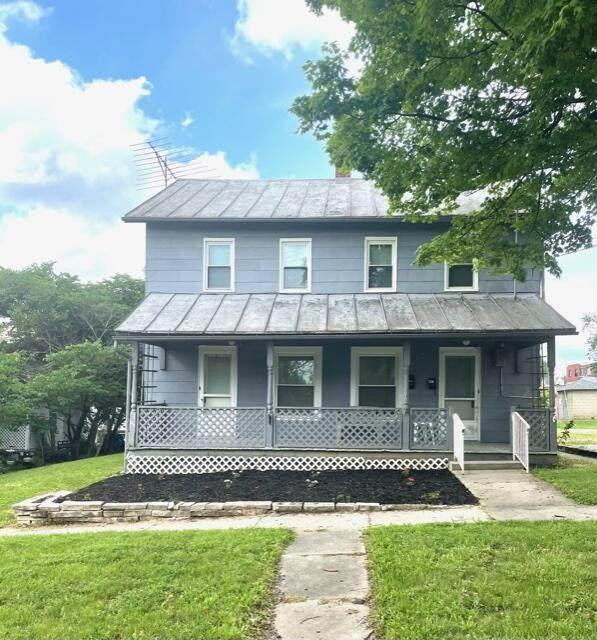 118 W Marion Street, Mount Gilead, OH 43338 (MLS #221022205) :: Bella Realty Group