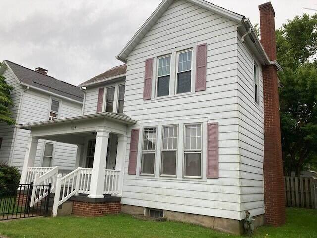654 E Chestnut Street, Lancaster, OH 43130 (MLS #221022244) :: 3 Degrees Realty
