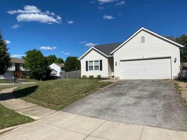 786 Crevis Lane, Columbus, OH 43228 (MLS #221022451) :: Bella Realty Group
