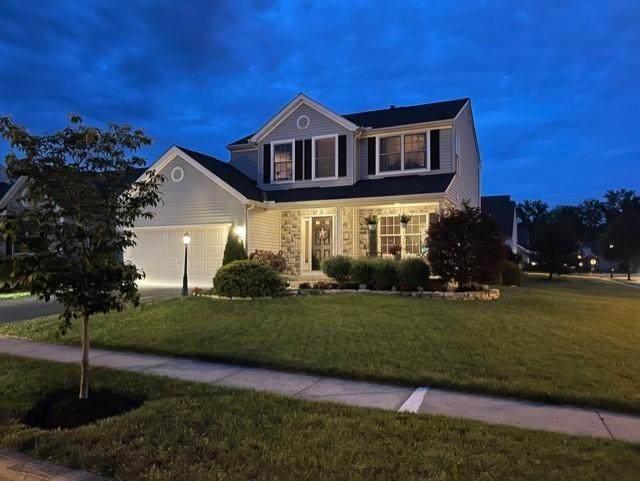 8802 Honey Ash Road, Lewis Center, OH 43035 (MLS #221023953) :: Berkshire Hathaway HomeServices Crager Tobin Real Estate
