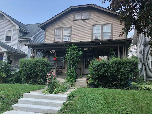 2645-2647 N 4th Street, Columbus, OH 43202 (MLS #221026335) :: Berkshire Hathaway HomeServices Crager Tobin Real Estate