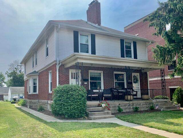 1206 Grandview Avenue, Grandview Heights, OH 43212 (MLS #221026804) :: Berkshire Hathaway HomeServices Crager Tobin Real Estate