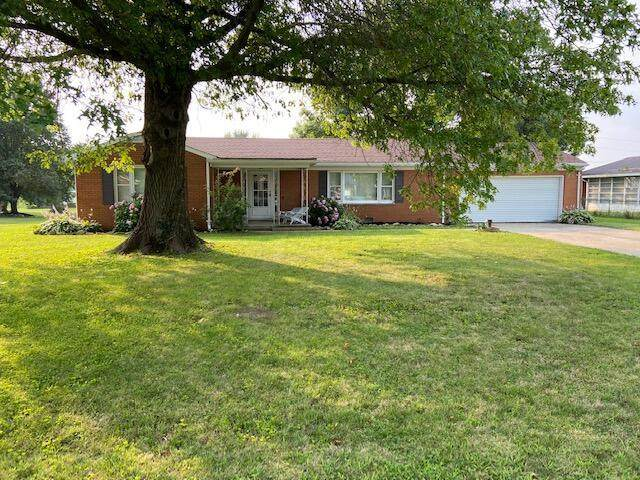 530 Trace Court, Washington Court House, OH 43160 (MLS #221027430) :: The Holden Agency