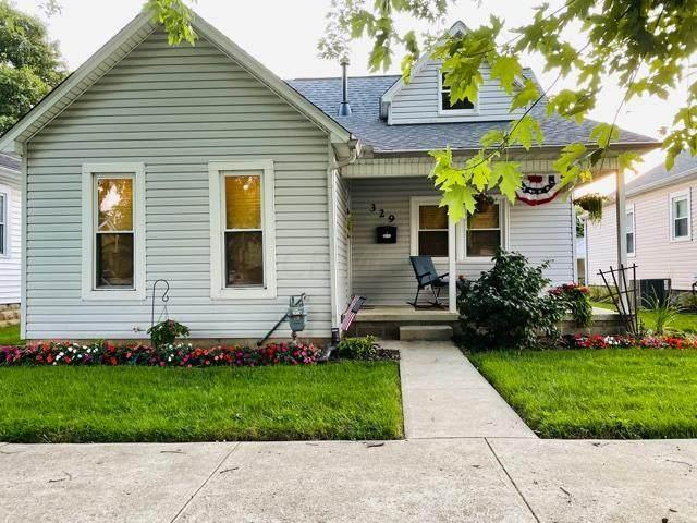 329 Miller Avenue, Lancaster, OH 43130 (MLS #221027560) :: Signature Real Estate