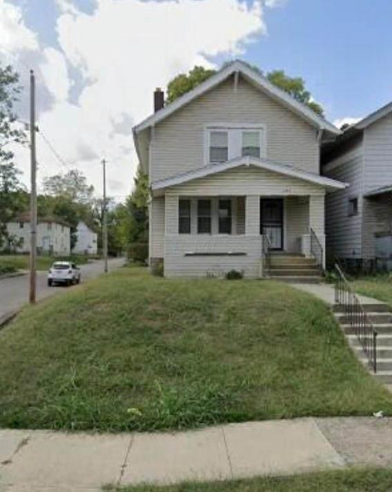 725 Berkeley Road, Columbus, OH 43205 (MLS #221027658) :: The Tobias Real Estate Group