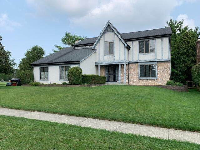 3744 Lifford Court, Columbus, OH 43221 (MLS #221027682) :: The Holden Agency