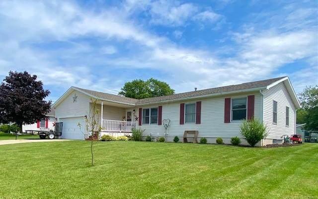 1261 Heritage Lane, Marion, OH 43302 (MLS #221027982) :: Signature Real Estate