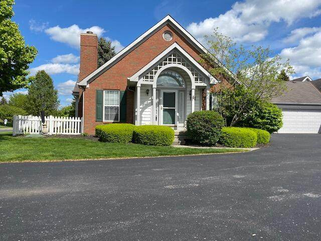 2167 Victoria Park Drive, Columbus, OH 43235 (MLS #221028204) :: 3 Degrees Realty