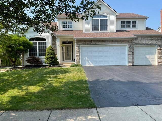 5780 Plank Drive, Hilliard, OH 43026 (MLS #221028607) :: Signature Real Estate