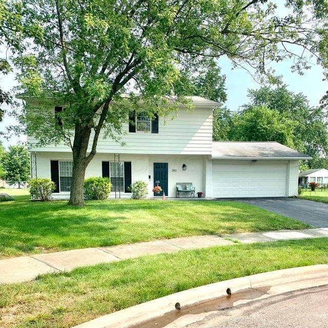 380 Naples Place, Westerville, OH 43081 (MLS #221028849) :: Exp Realty