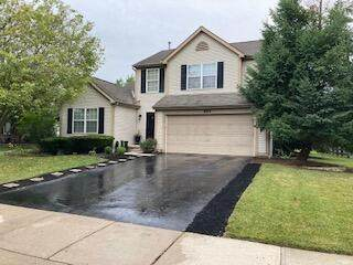 884 Tree Bend Drive, Westerville, OH 43082 (MLS #221028939) :: Exp Realty