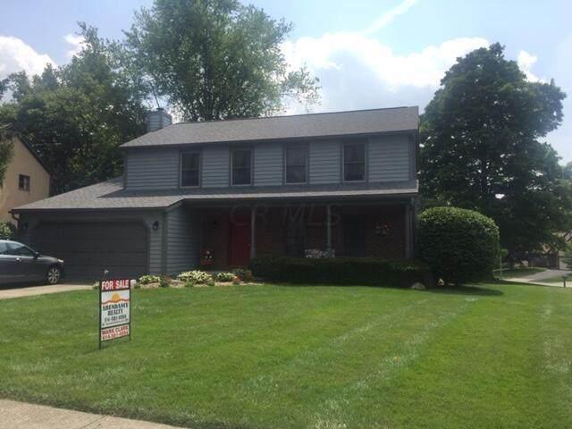 1169 Riva Ridge Boulevard, Columbus, OH 43230 (MLS #221029282) :: Berkshire Hathaway HomeServices Crager Tobin Real Estate