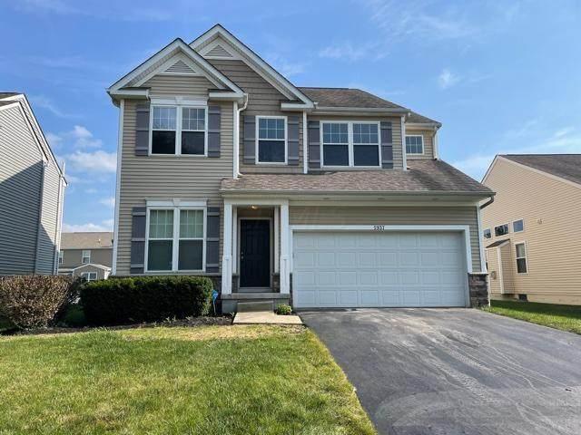 5937 Bucksburn Drive, Galloway, OH 43119 (MLS #221029298) :: Berkshire Hathaway HomeServices Crager Tobin Real Estate