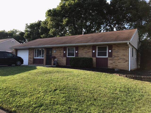 1103 Chestnut Drive, New Carlisle, OH 45344 (MLS #221029338) :: Bella Realty Group