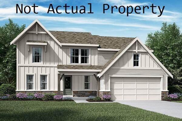 1436 Buckmeyer Drive, Marysville, OH 43040 (MLS #221030473) :: Signature Real Estate