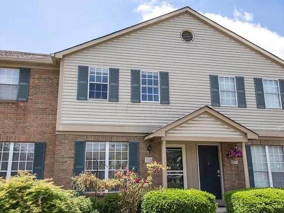 7749 Amberfalls Court, Dublin, OH 43016 (MLS #221033596) :: The Gale Group