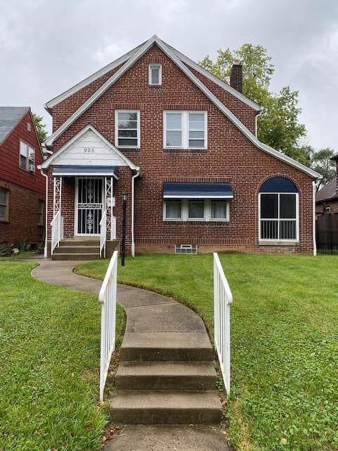 905 Kelton Avenue, Columbus, OH 43206 (MLS #221036529) :: ERA Real Solutions Realty