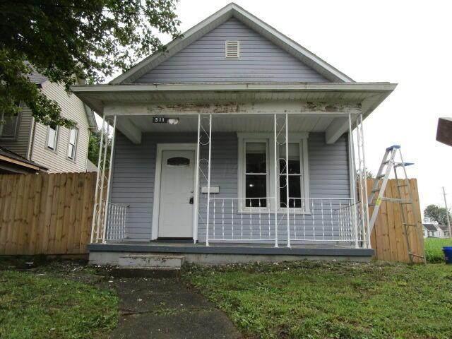 511 Rice Street, Springfield, OH 45505 (MLS #221037334) :: CARLETON REALTY